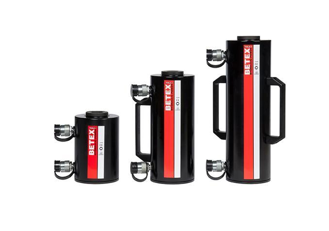 Aluminium cilinders hol dubbelwerkend | DKMTools - DKM Tools