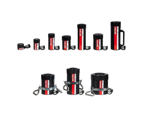 Holle cilinders enkelwerkend | DKMTools - DKM Tools
