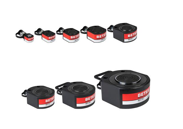 Platte cilinders enkelwerkend | DKMTools - DKM Tools
