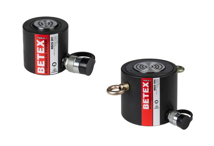 Compacte cilinders enkelwerkend | DKMTools - DKM Tools