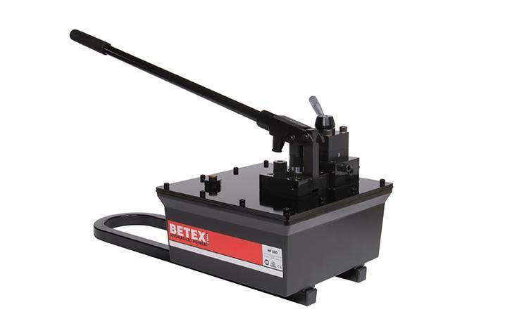 Dubbelwerkende Hydraulische Handpompen   DKMTools - DKM Tools