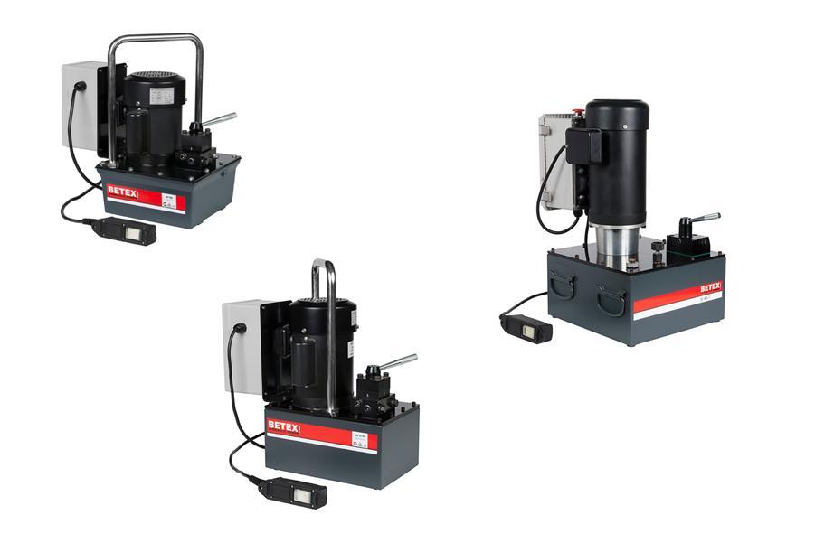 Elektrische Hydraulische pompen | DKMTools - DKM Tools