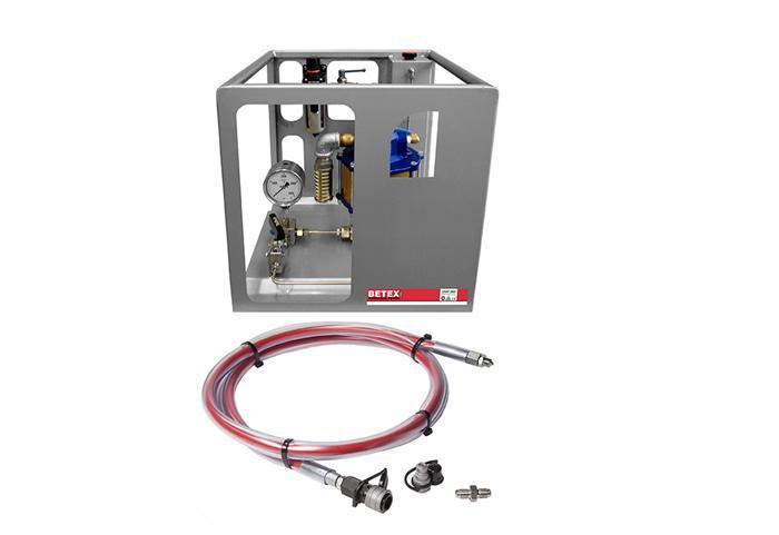lucht aangedreven hogedruk hydraulische pomp   DKMTools - DKM Tools
