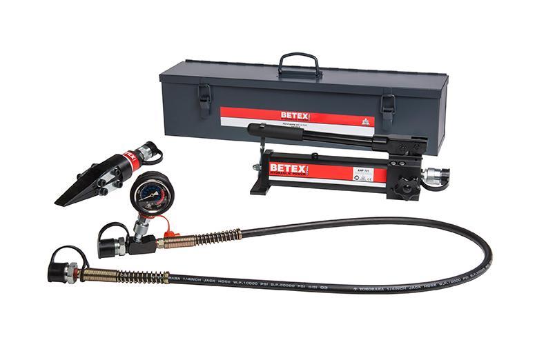 Hydraulische spreider en lifter | DKMTools - DKM Tools