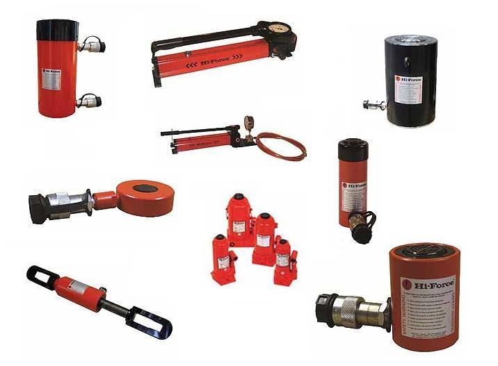 HI Force Hydraulische gereedschappen | DKMTools - DKM Tools