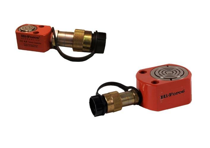 Enkelwerkende vlak cilinder Hi force | DKMTools - DKM Tools