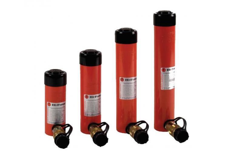 Enkelwerkende universele cilinders HSS | DKMTools - DKM Tools