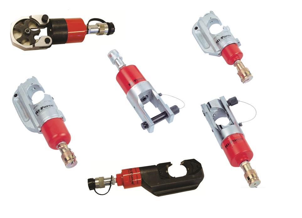 Hydraulische Krimptang CH | DKMTools - DKM Tools