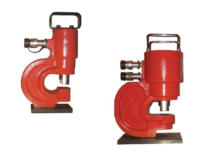 Hydraulische gatenpons HHP | DKMTools - DKM Tools