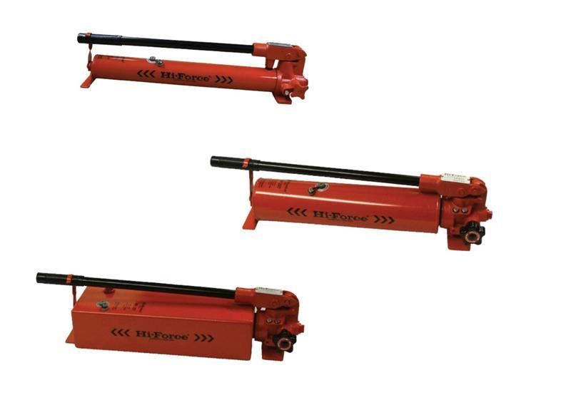 Hydraulische handpomp 700 bar staal | DKMTools - DKM Tools