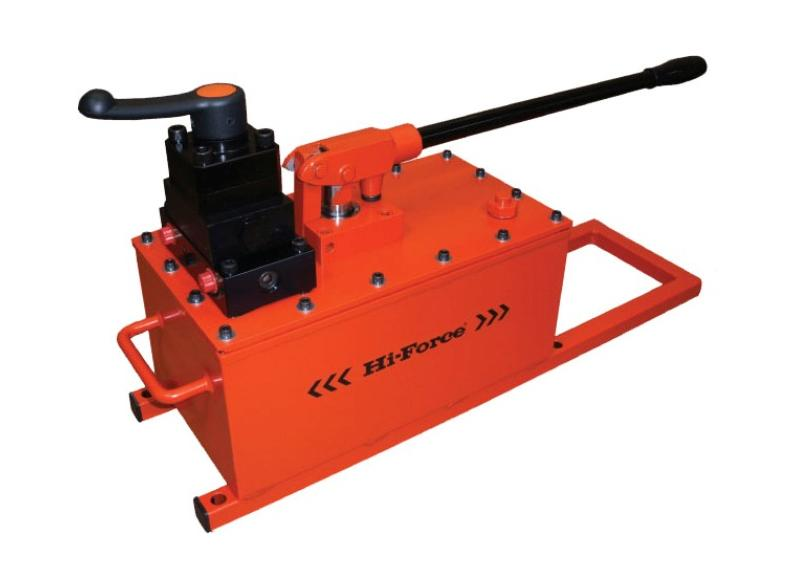 Hydraulische handpomp 700 bar Hi flow | DKMTools - DKM Tools