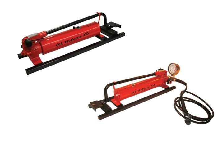Hydraulische voetpomp | DKMTools - DKM Tools