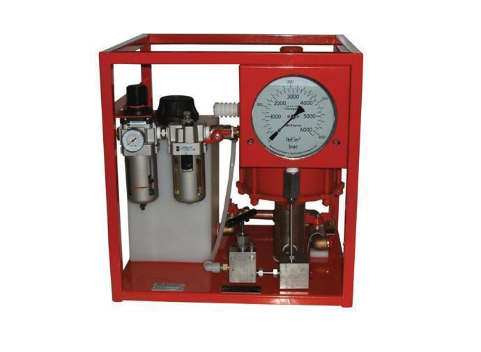 Pneumatisch hydraulische testpomp Medium | DKMTools - DKM Tools
