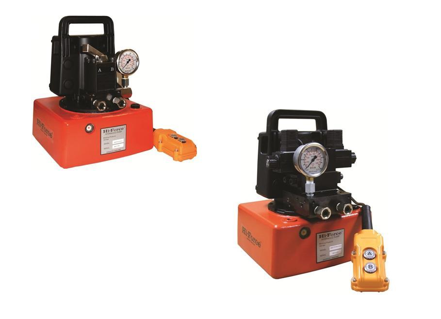 Elektrisch aangedreven hydraulische pompen HEP103 | DKMTools - DKM Tools