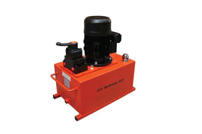 Elektrisch aangedreven hydraulische pompen HEP2 | DKMTools - DKM Tools