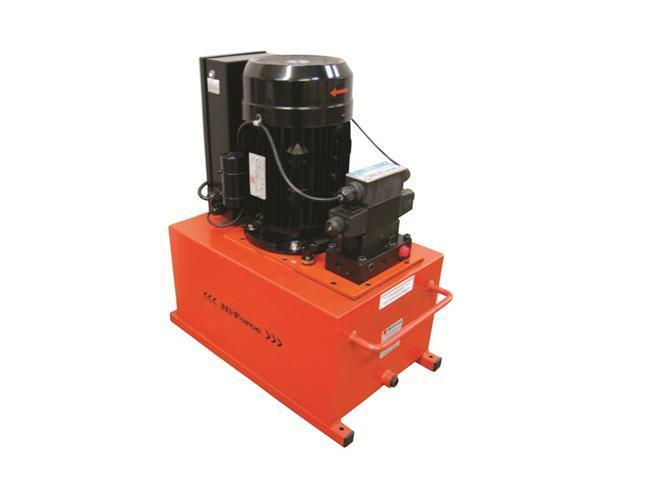 Elektrisch aangedreven hydraulische pompen HEP3 | DKMTools - DKM Tools