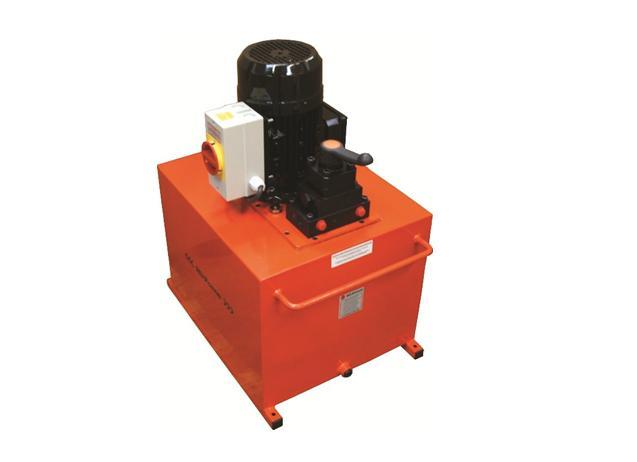 Elektrisch aangedreven hydraulische pompen HEP5 | DKMTools - DKM Tools