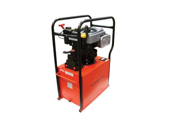 Benzinemotor aangedreven hydraulische pompen HPP | DKMTools - DKM Tools