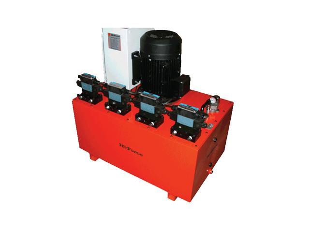 Elektrisch aangedreven split flow pomp HSP | DKMTools - DKM Tools