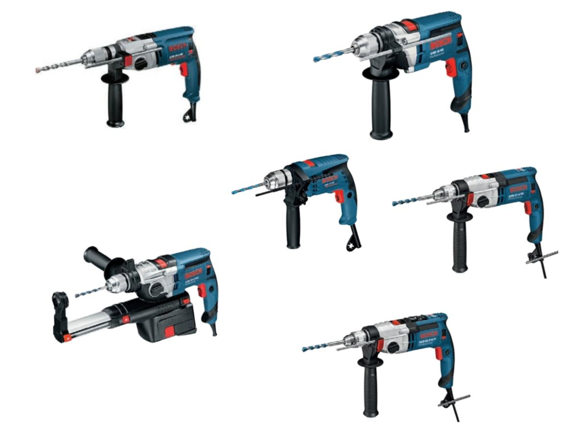 Bosch Klopboormachine GSB | DKMTools - DKM Tools