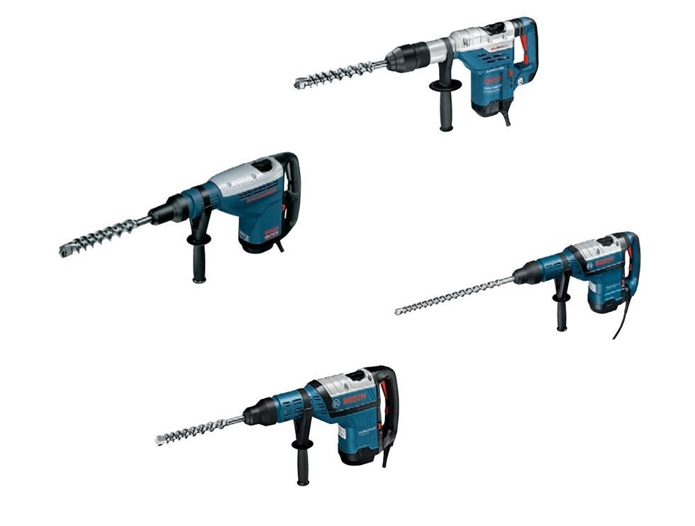 Bosch Boorhamer GBH. SDS max | DKMTools - DKM Tools