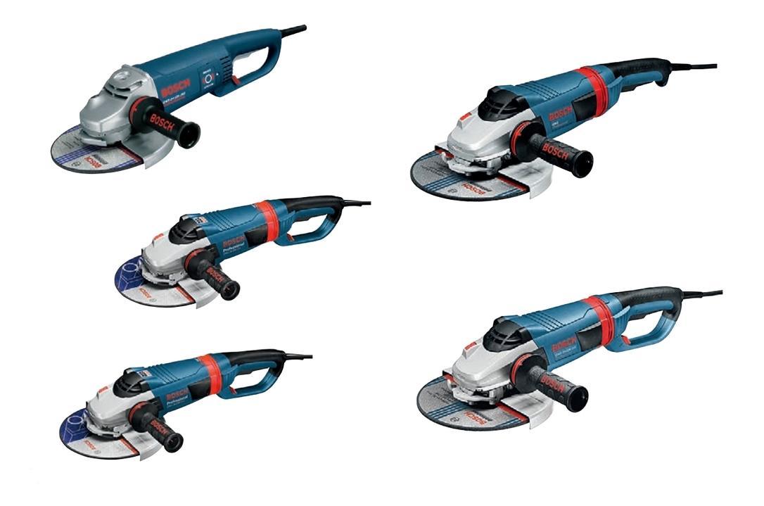Bosch Grote Haakse slijper GWS | DKMTools - DKM Tools