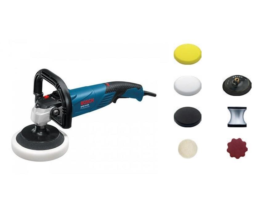 Bosch Polijstmachine GPO 14 | DKMTools - DKM Tools