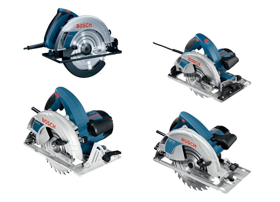 Bosch Handcirkelzaag GKS | DKMTools - DKM Tools