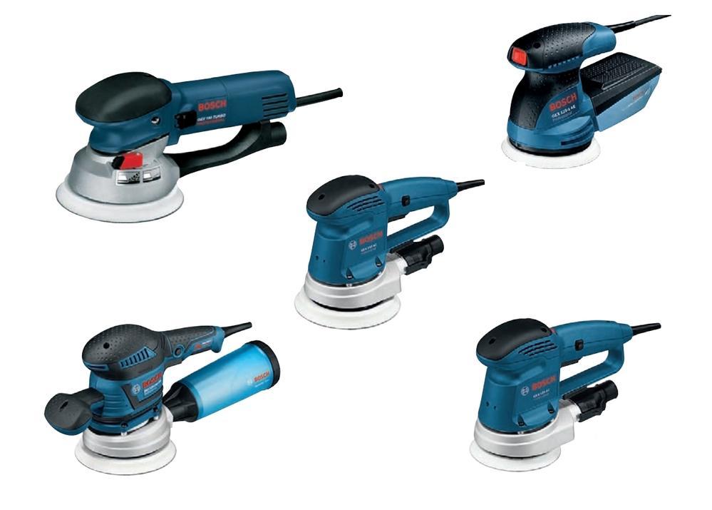 Bosch Excenterschuurmachines GEX | DKMTools - DKM Tools