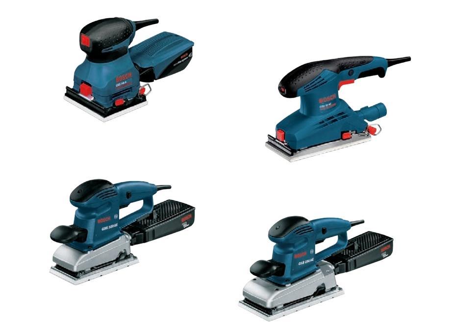 Bosch Vlakschuurmachine GSS | DKMTools - DKM Tools
