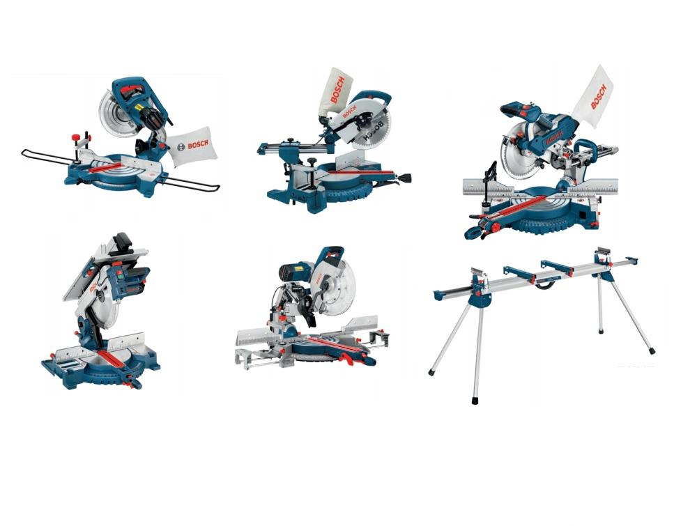 Bosch Paneelzaagmachine GCM | DKMTools - DKM Tools