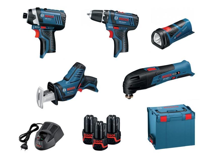 Bosch accu gereedschappen | DKMTools - DKM Tools