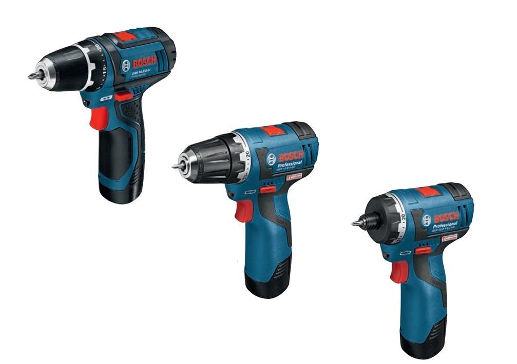 Bosch Accuschroevendraaier GSR 10 8 | DKMTools - DKM Tools