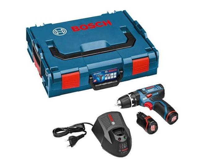 Bosch Accu klopboorschroevendraaier GSB 10 8 | DKMTools - DKM Tools