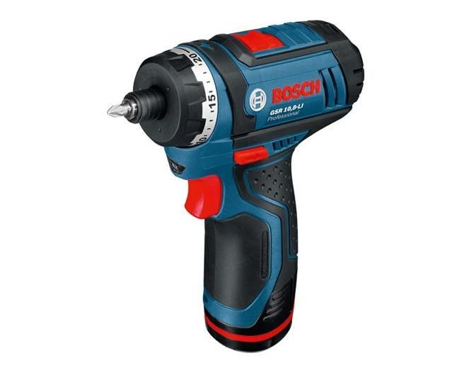 Bosch Accu schroevendraaier GSR 10 8 Li | DKMTools - DKM Tools