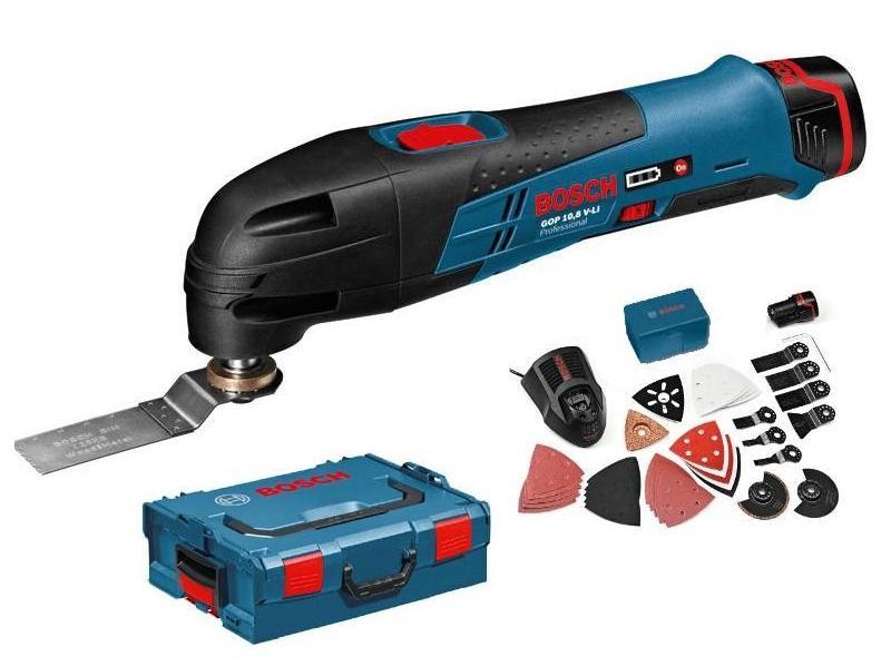 Bosch Accu Multitool GOP 10 8 V LI | DKMTools - DKM Tools