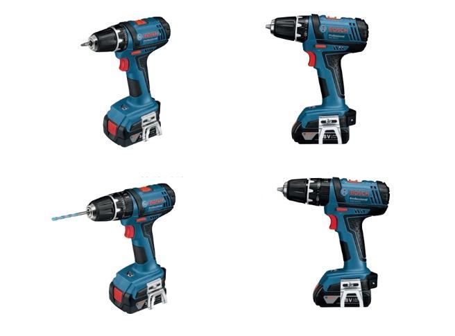 Bosch Accu boor klopboormachine GSR GSB | DKMTools - DKM Tools