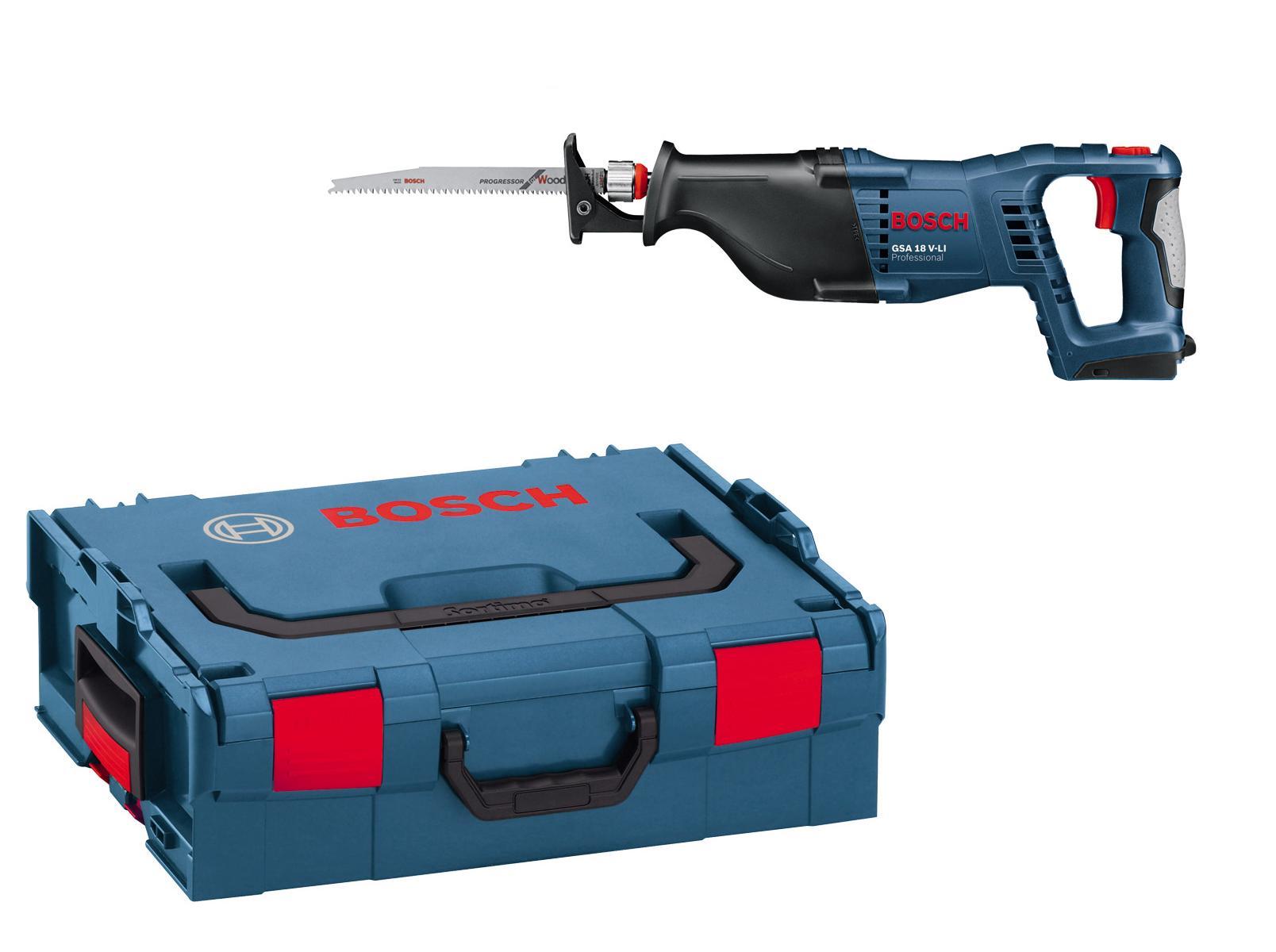 Bosch Accu reciprozaag GSA 18 V Li | DKMTools - DKM Tools