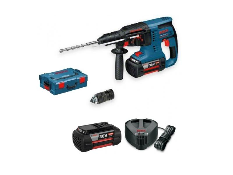 Bosch Accu boorhamer GBH 36 | DKMTools - DKM Tools