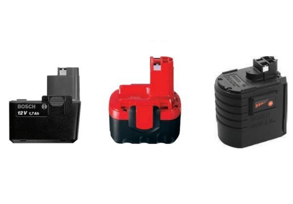 Bosch reserve batterijen voor Bosch apparatuur | DKMTools - DKM Tools