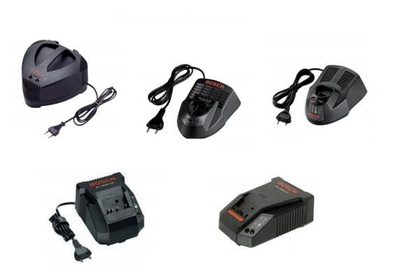 Bosch Accu laders voor reserve batterije | DKMTools - DKM Tools