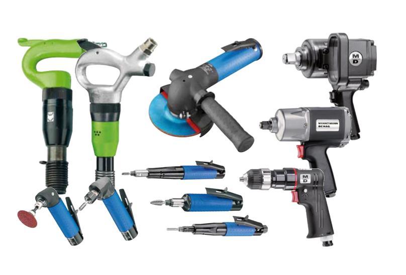 Mannesmann Demag pneumatisch gereedschap | DKMTools - DKM Tools