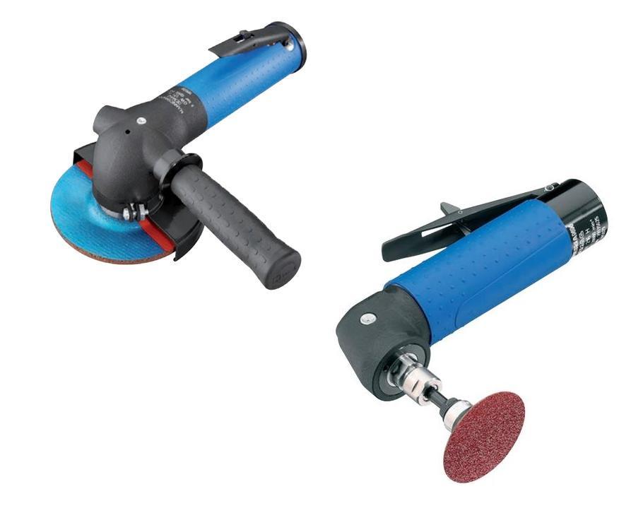 Pneumatische haakse slijpers | DKMTools - DKM Tools