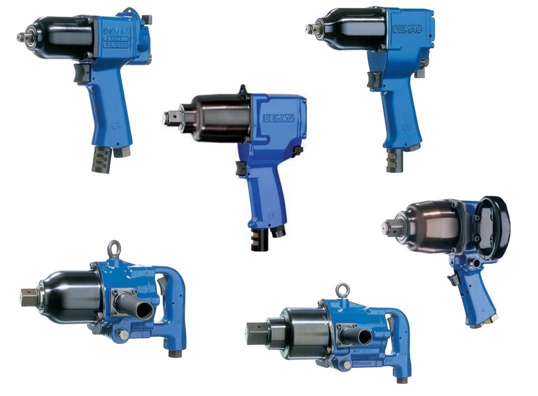 Pneumatische Slagmoersleutels | DKMTools - DKM Tools