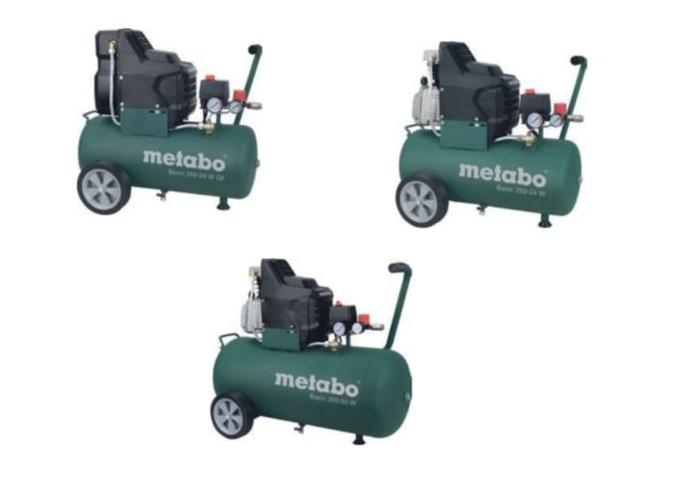 Metabo Basic Compressoren | DKMTools - DKM Tools