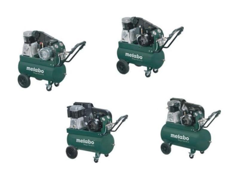 Metabo Mega Compressoren | DKMTools - DKM Tools