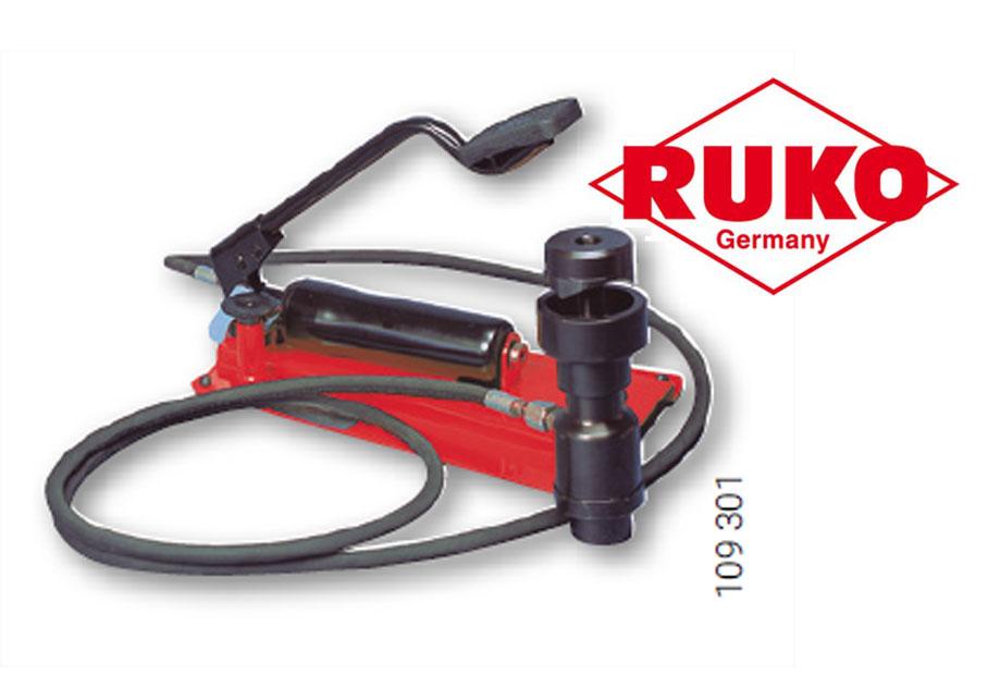 RUKO Hydraulische voet pons | DKMTools - DKM Tools