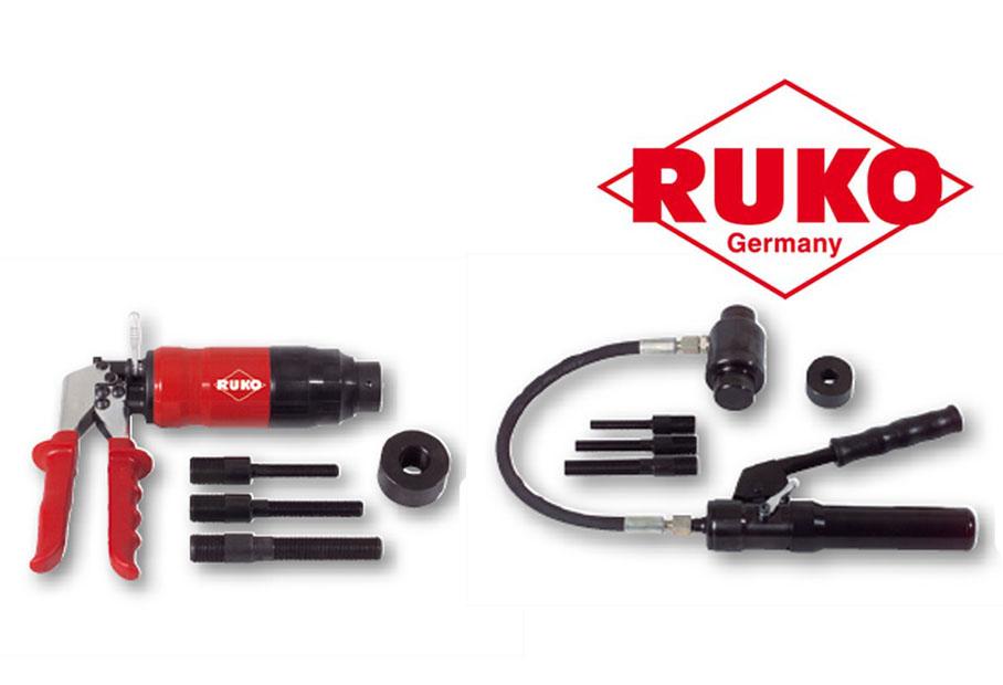 RUKO Hydraulische hand pons | DKMTools - DKM Tools
