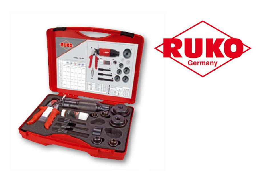 RUKO kompakt Hydraulische hand pons sets | DKMTools - DKM Tools