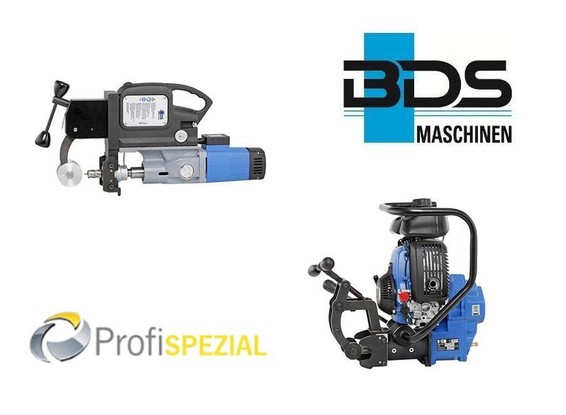 BDS Railboormachine | DKMTools - DKM Tools